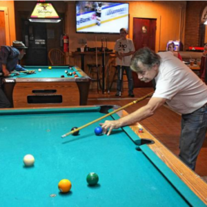 Chalk it up to fun: Franklin County Pool League is 'like a big family'